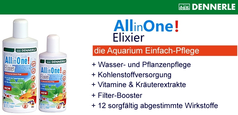 +++NEU Dennerle All in One! Elixier-