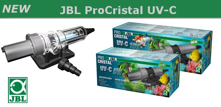 JBL ProCristal UV-C Water Clarifier