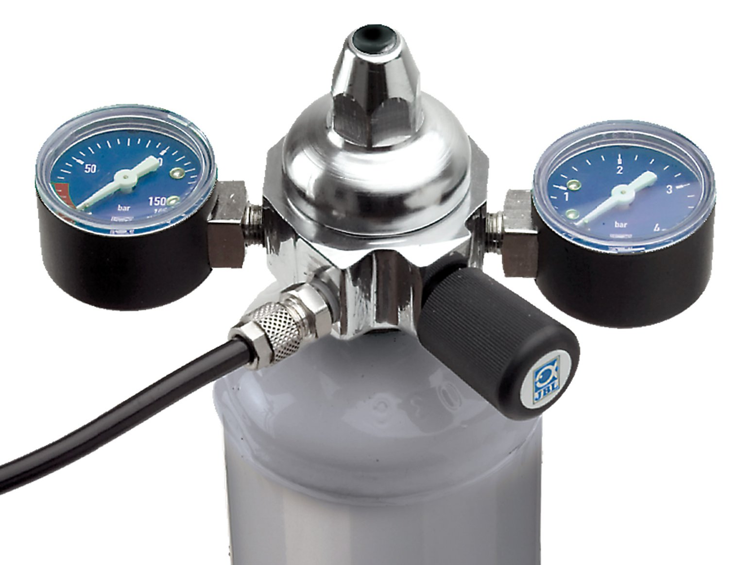 Shop JBL ProFlora u001 CO2 pressure regulator