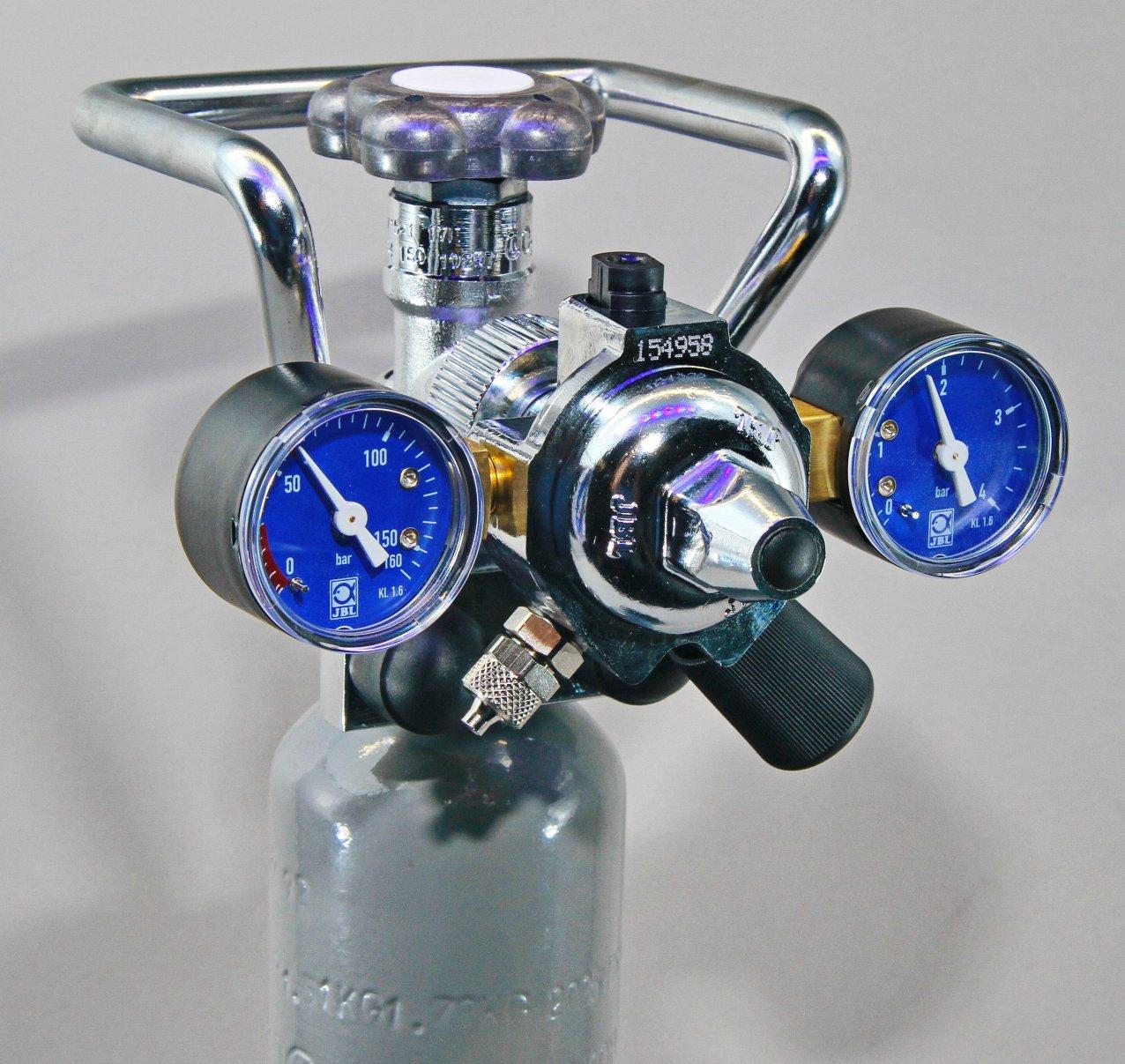 JBL ProFlora m001 CO2 pressure regulator