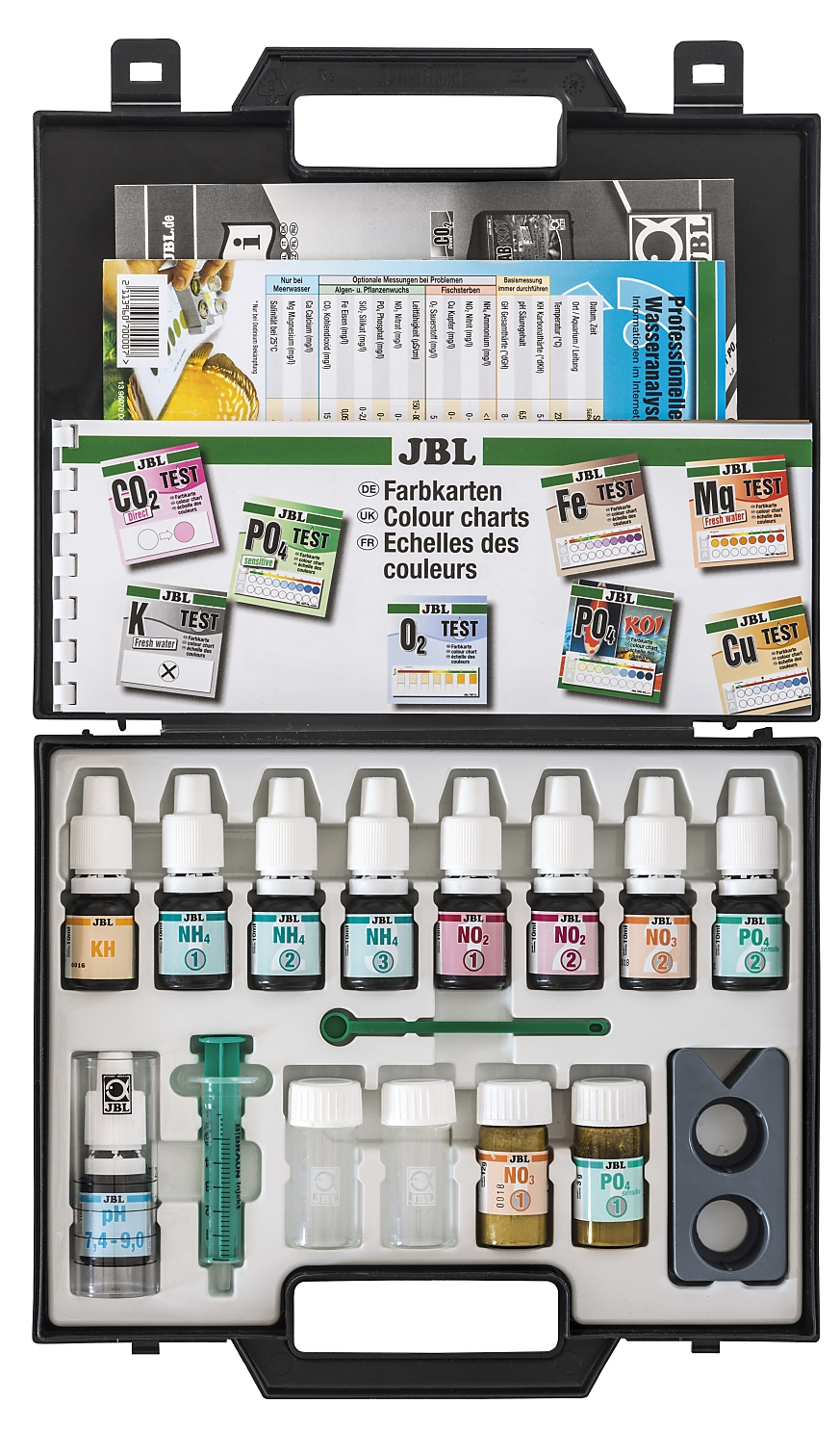 Preise JBL Test Combi-Set Marin
