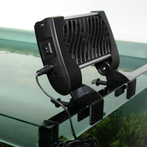 Aquarium-Kühlventilator
