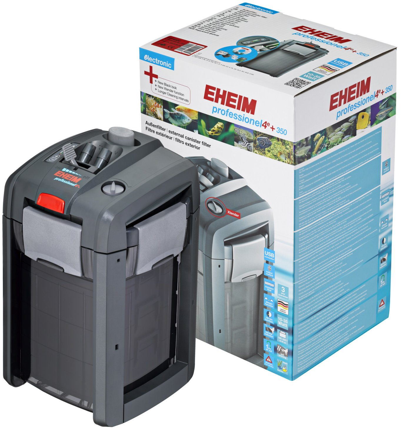 Shop EHEIM professionel 4e+ 350 electronic USB