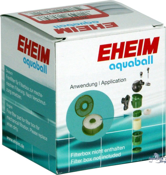 Shop EHEIM Filter fleece for filterbox aquaball + biopower