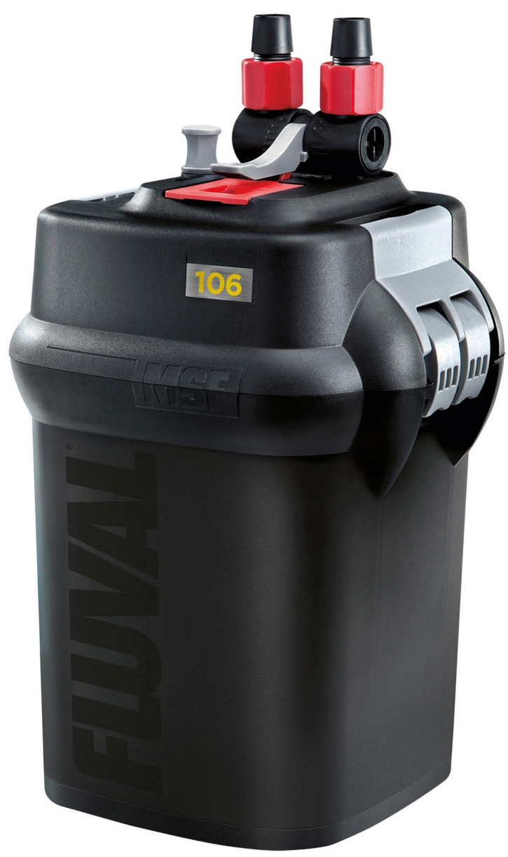 Shop Fluval 106 External Aquarium Filter