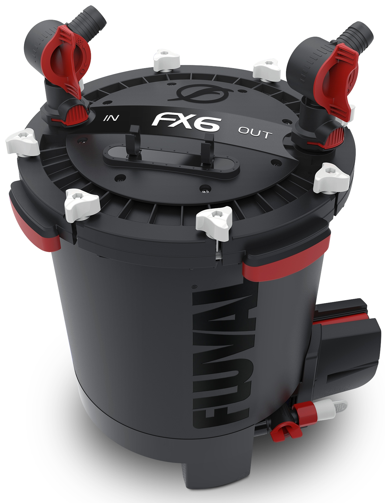 Fx6 >> Fluval FX6 | External Aquarium Filter | up tp 1500 L