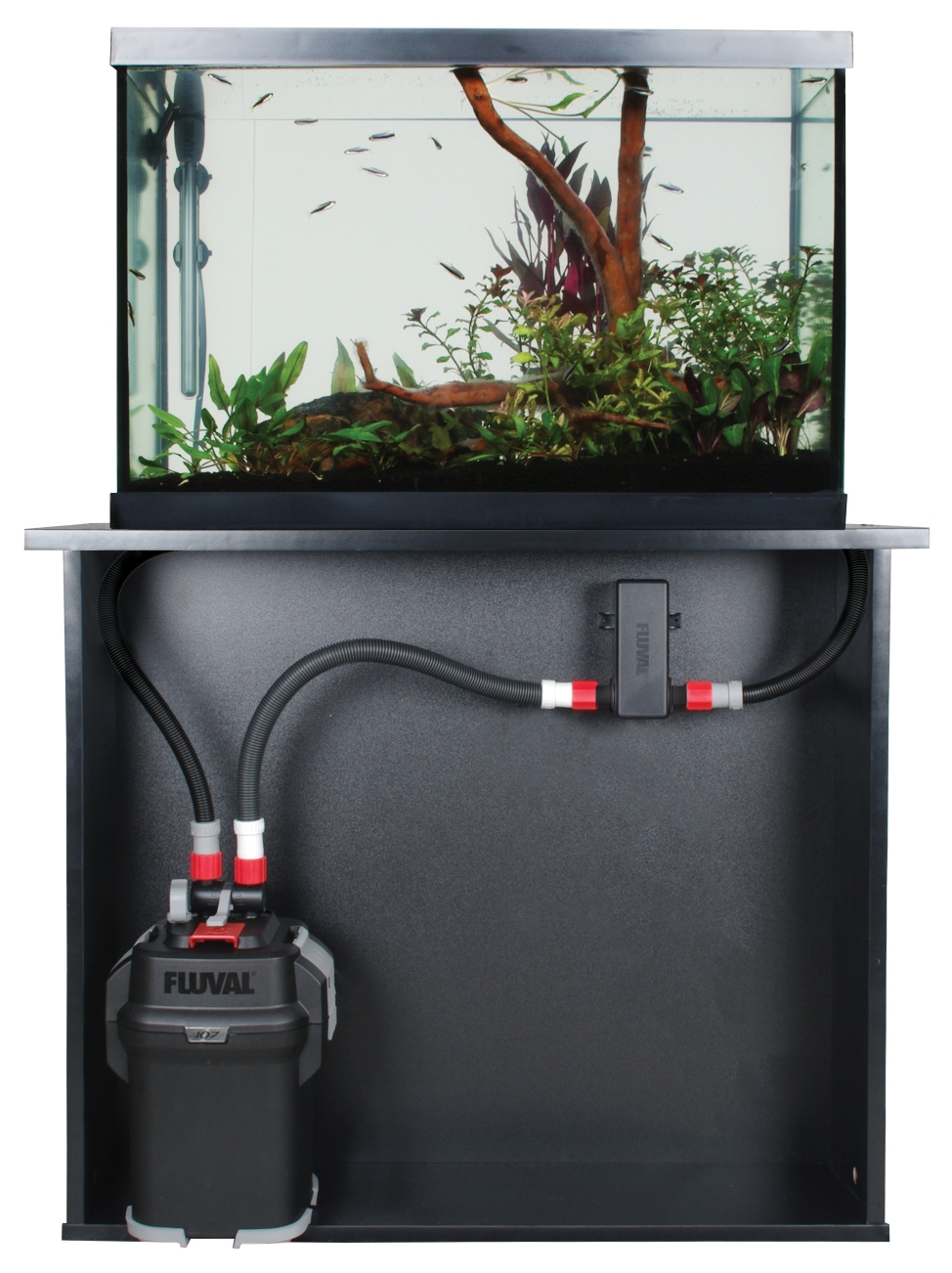 Shop Fluval UVC In-Line Clarifier