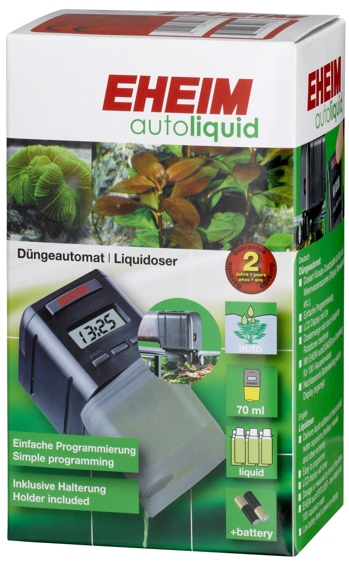 Shop EHEIM Automatic Fertiliser autoliquid