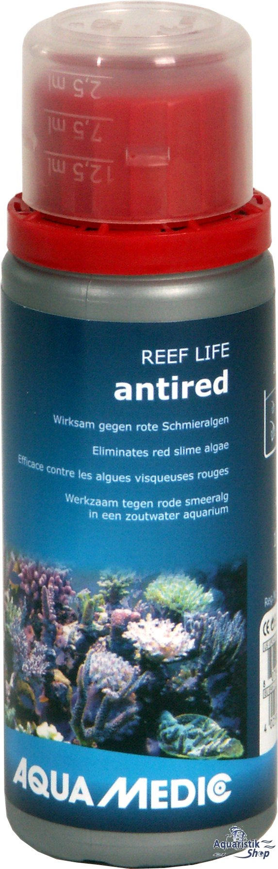 Shop Aqua Medic REEF LIFE antired