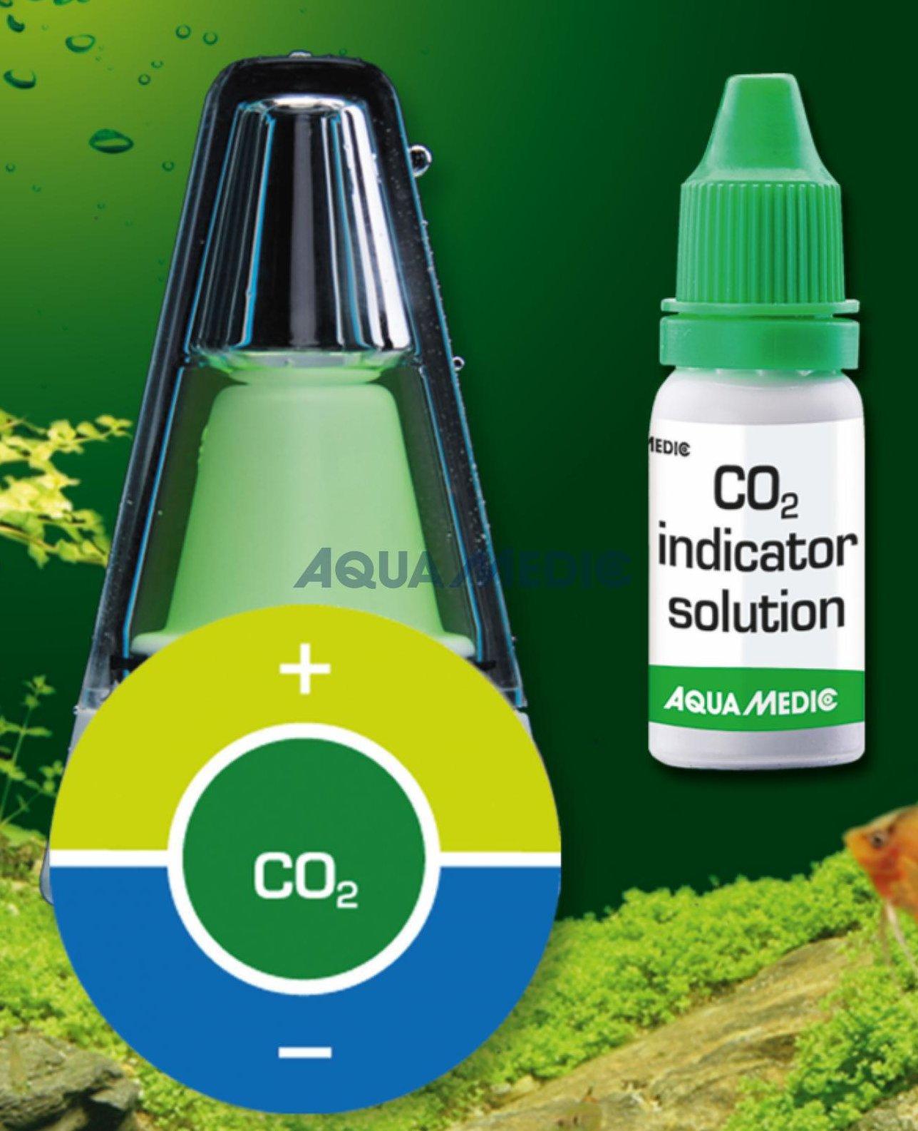 Shop Aqua Medic CO2 Indicator -CO2 Permanent test-