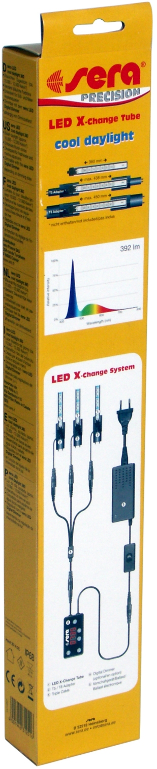 Preise sera LED X-Change Tube cool daylight