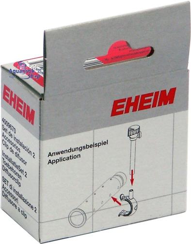 Shop EHEIM Diffusor clip for InstallationsSET 2