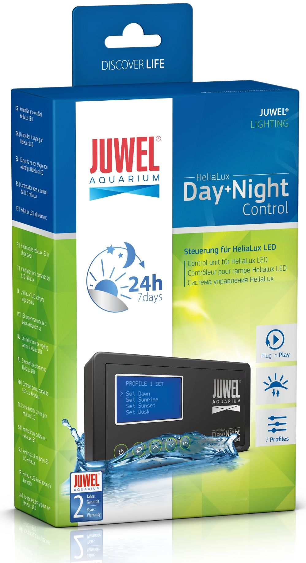 Shop Juwel HeliaLux Day+ Night Control -LED Controller-