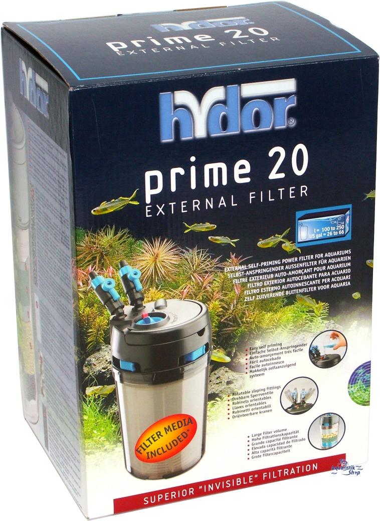 Preise Hydor Prime 20 -Außenfilter-