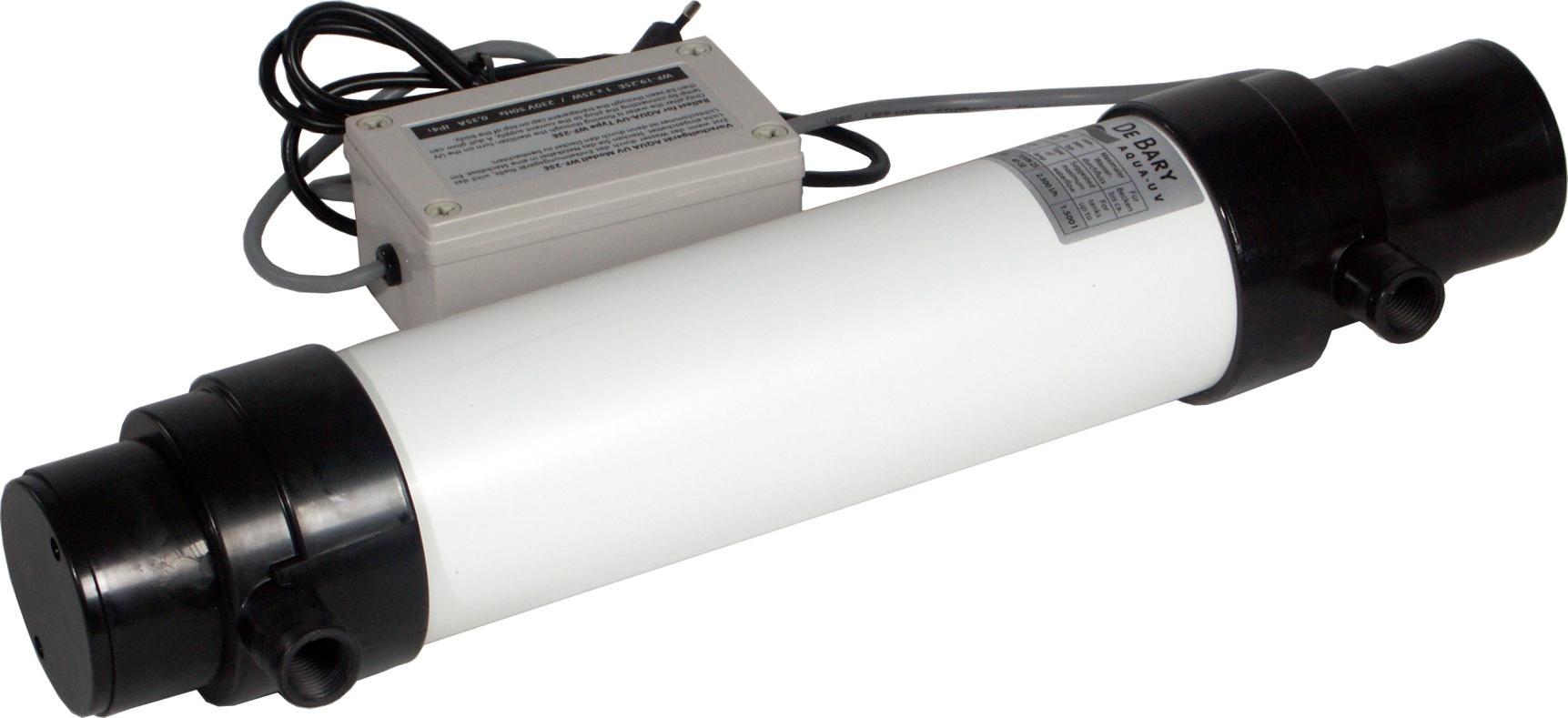 Preise De Bary Aqua-UV -Electronic- WF