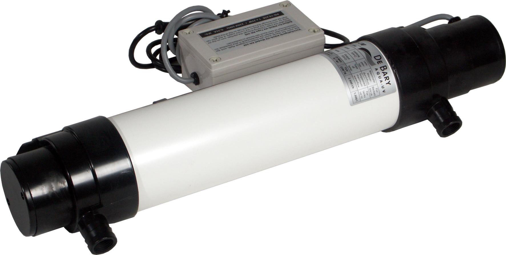 Preise De Bary Aqua-UV -Electronic-