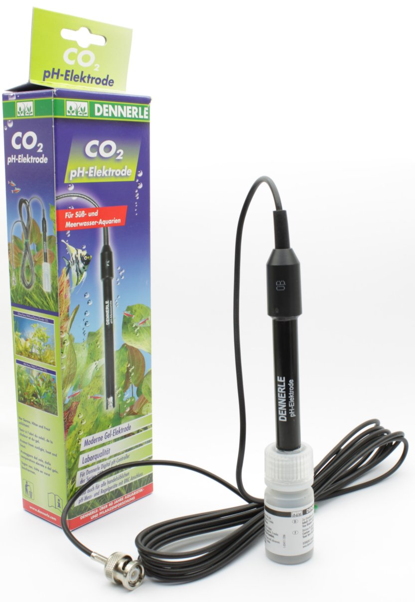 Shop Dennerle CO2 pH Electrode