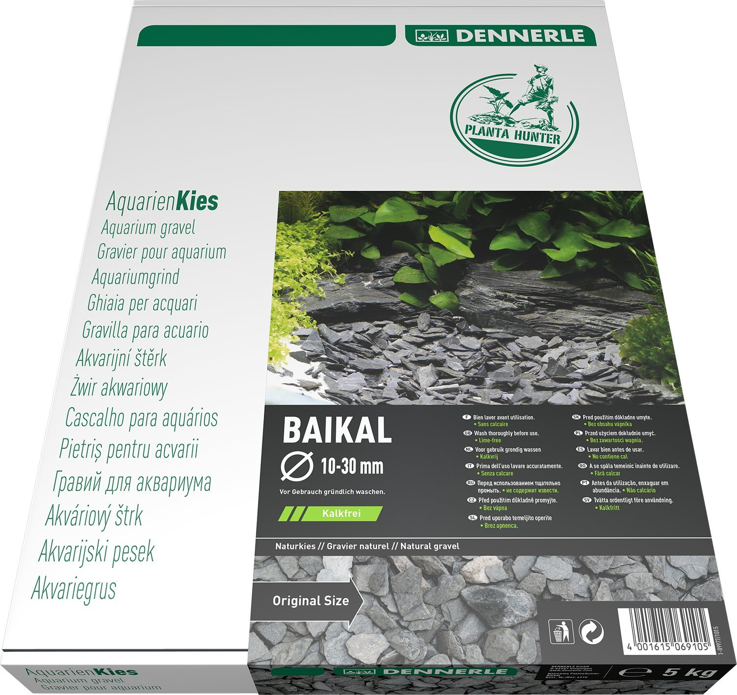 Shop Dennerle Baikal Natural Gravel Plantahunter