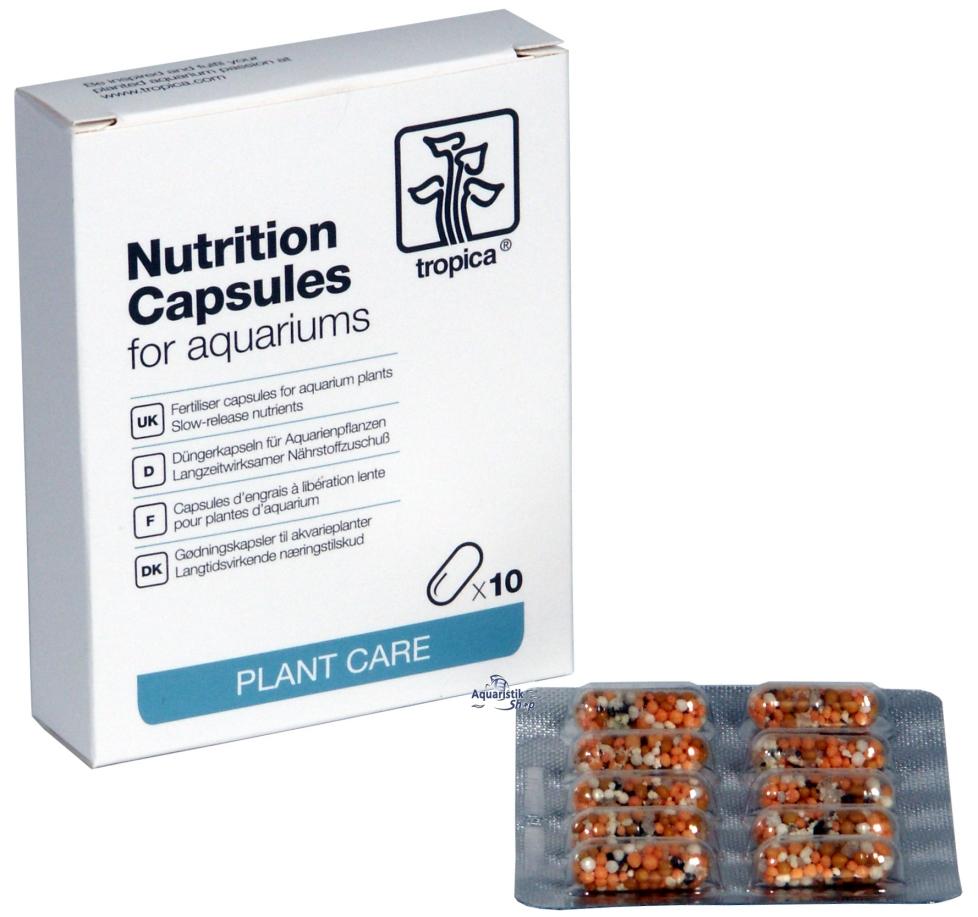Preise Tropica Nutrition Capsules