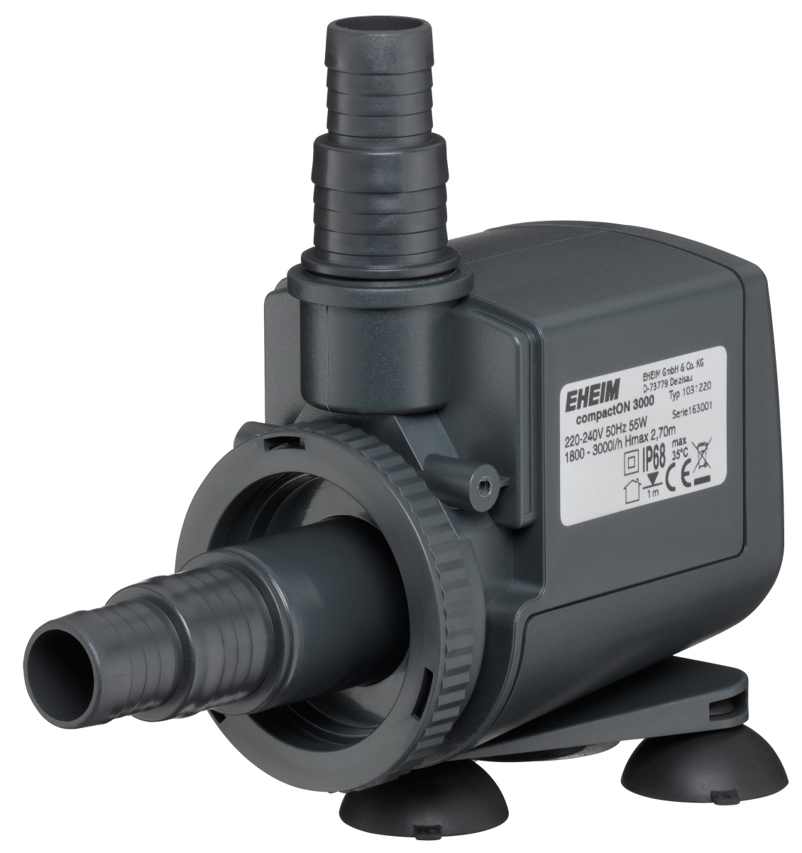 Shop EHEIM compactON 5000 Aquarium Pump