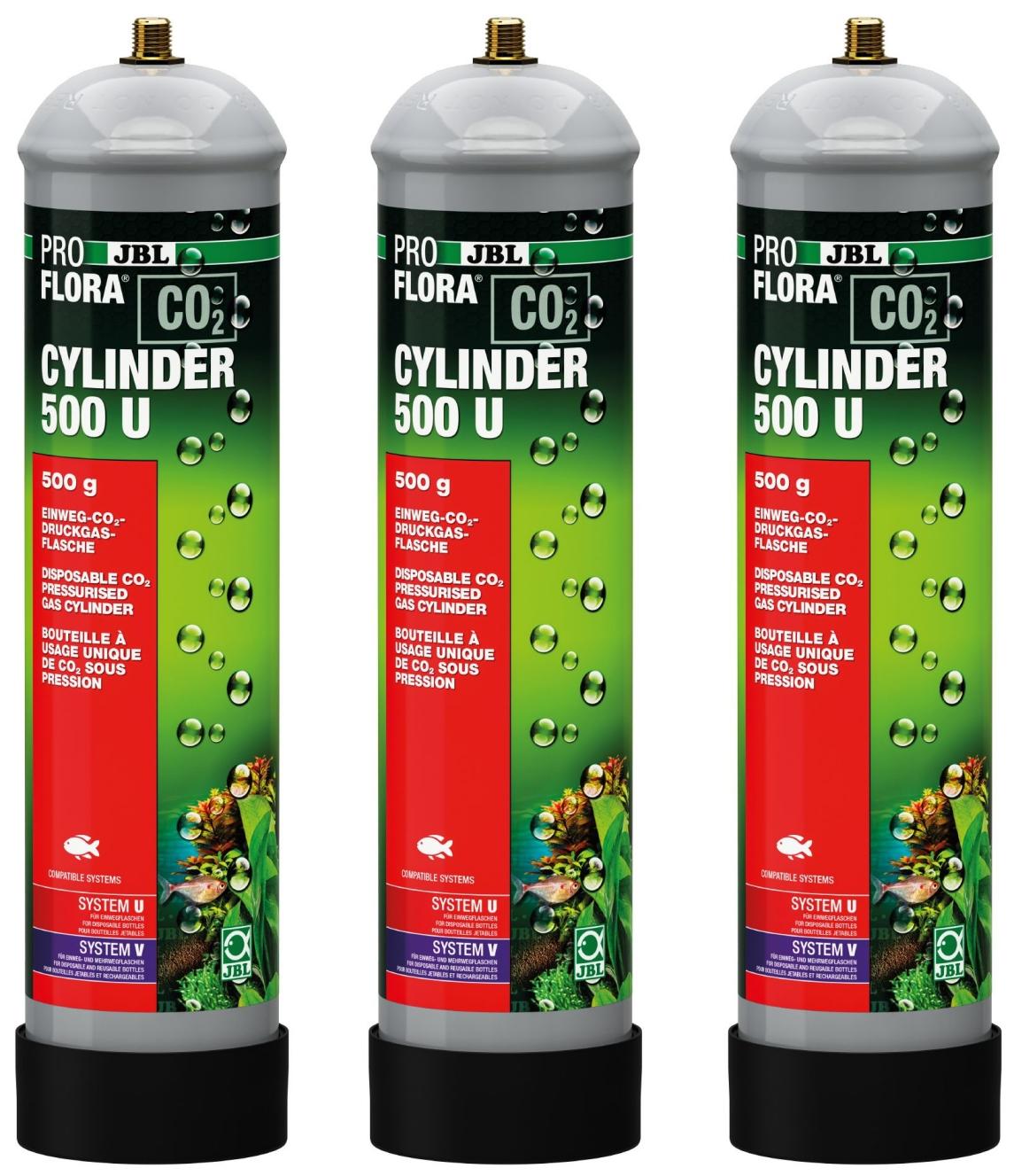 Shop JBL ProFlora u500 CO2 Cylinder