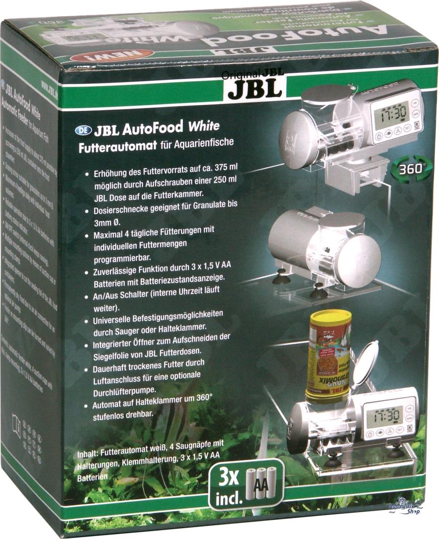 Shop JBL AutoFood White
