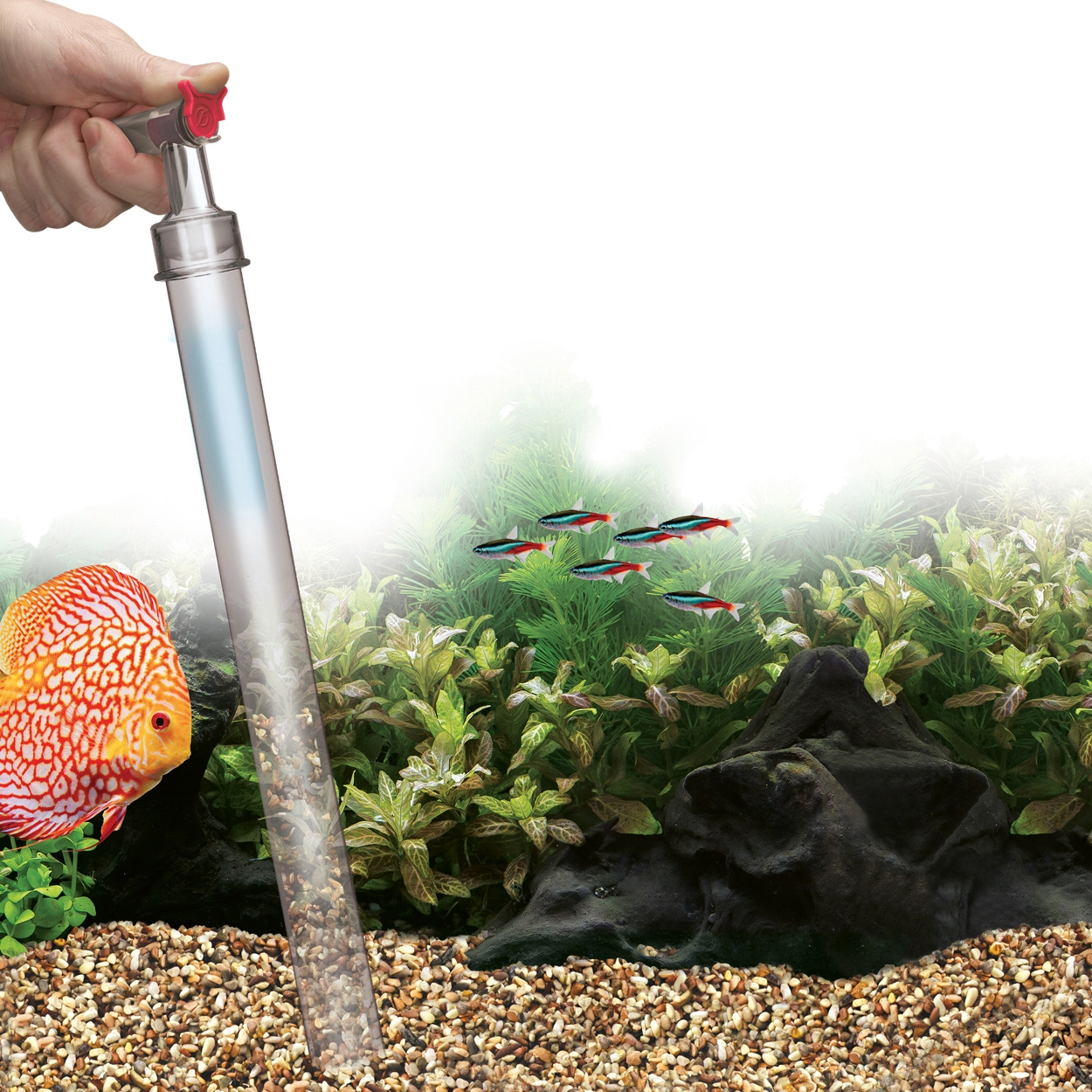 Shop Fluval FX 4/6 Gravel Cleaner Kit