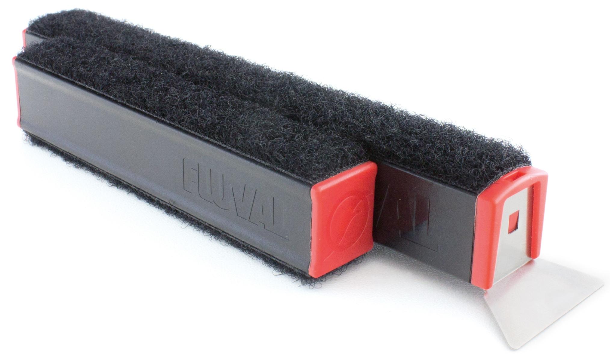 Shop Fluval Razor+ M -Algae cleaner with blade-