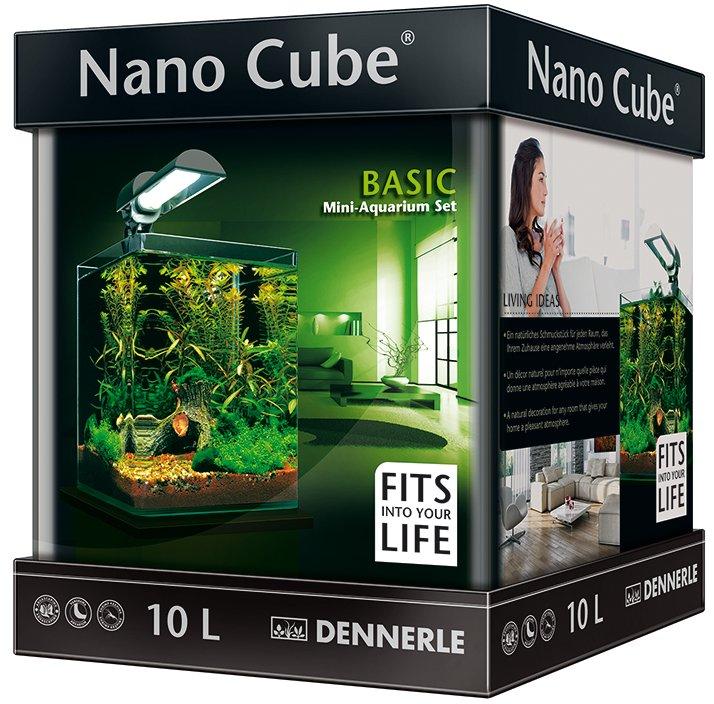Shop Dennerle Basic NanoCube 10 Liter