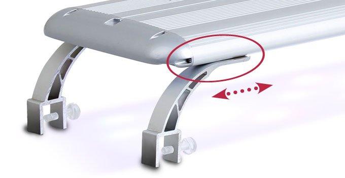 Preise Arcadia LED OTL Aufsetzleuchte 1020 mm