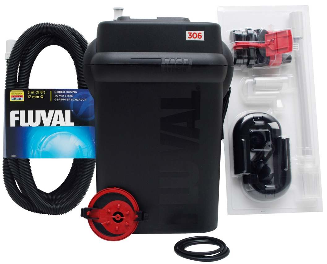 Shop Fluval 306 External Aquarium Filter
