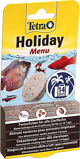 Tetra Holiday Menu