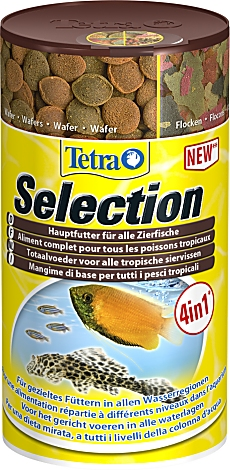 Tetra Selection