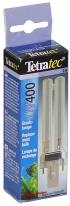 Tetra Replacement bulb for UV 400