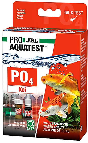 JBL PO4 Phosphate Test Kit Koi