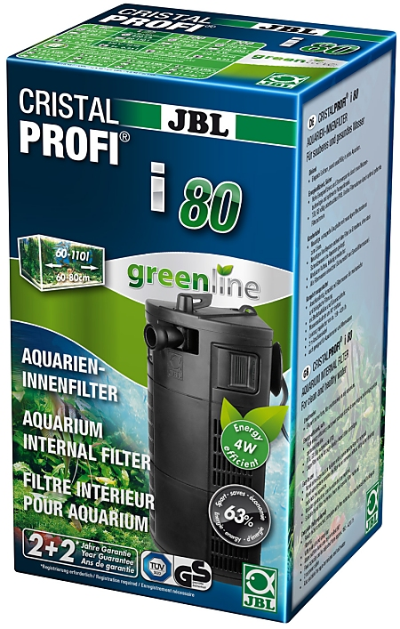 JBL Internal filter CristalProfi i80 greenline