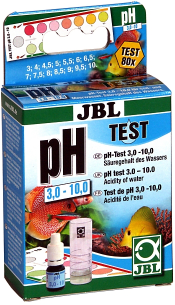 JBL Test-Set pH 3.0-10.0