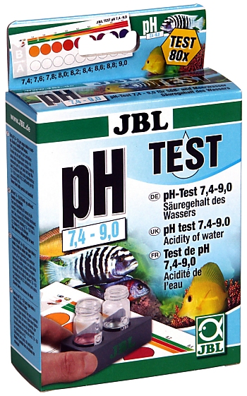 JBL Test-Set pH 7.4-9.0
