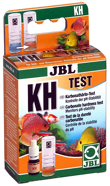JBL Test Set KH -carbonate hardness-