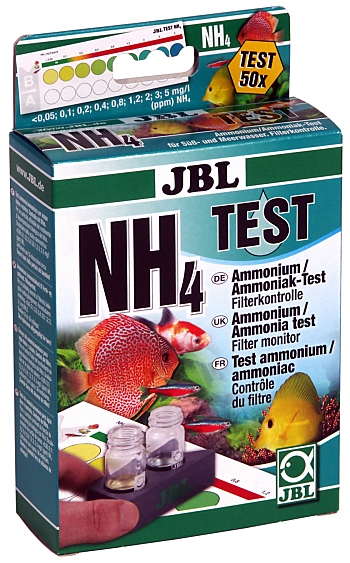 JBL Test-Set NH4 -Ammonium-