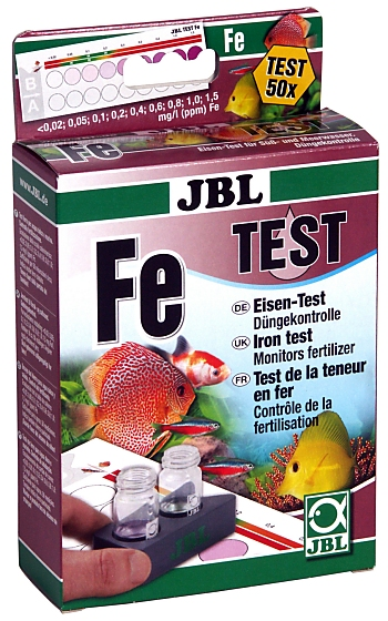 JBL Test-Set Fe -Eisen-