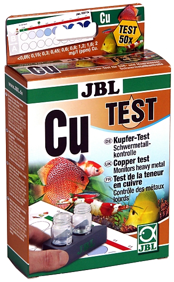 JBL Test Set Cu -copper-