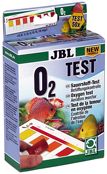 JBL Test Set O2 New Formual -Oxygen-