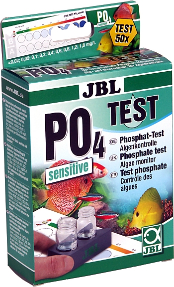 JBL Test-Set PO4 sensitive -Phosphat-