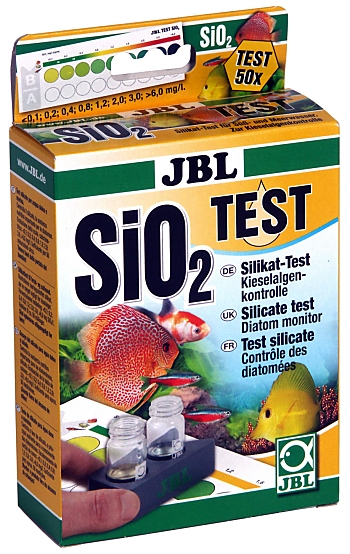 JBL Test-Set SiO² -Silikat-