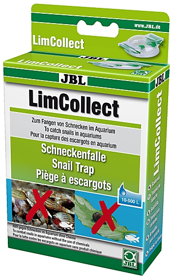 JBL LimCollect II -Snail Trap-