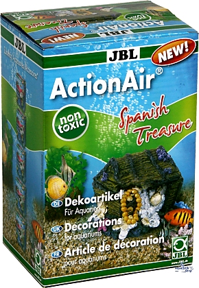 JBL ActionAir Spanish Treasure