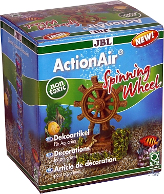 JBL ActionAir Spinning Wheel
