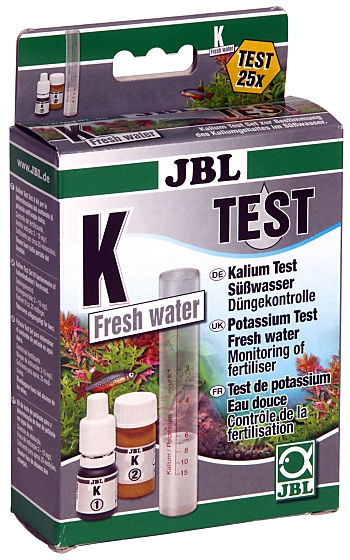 JBL Test-Set K -Kalium-