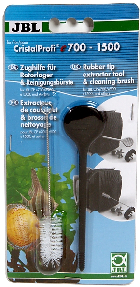 JBL Rubber tip extractor tool & cleaning brush